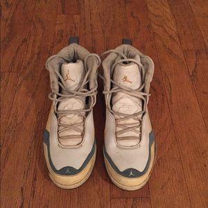Jordan Show 'M 313626-141 Shoes Carolina Blue